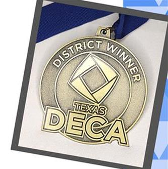 Every Rockwall ISD student who competed at DECA District Competition advances to State