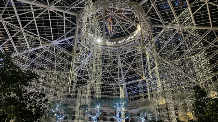 Adventures with the Editor: Winterfest at the Gaylord Texan Resort & Convention Center