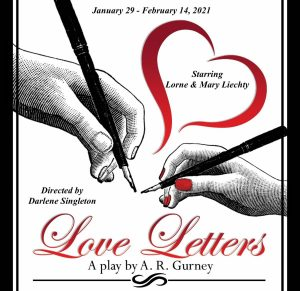 'Love Letters' at Rockwall Community Playhouse @ Rockwall Community Playhouse