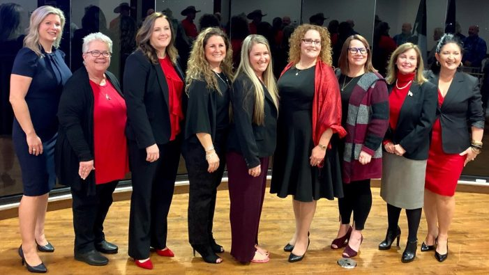 Rockwall County Republican Women inducts new Executive Board members