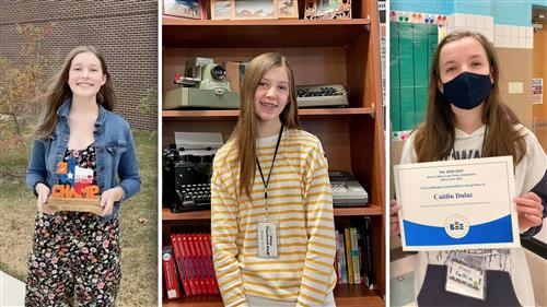 Three Rockwall ISD students win campus spelling bees multiple years in a row