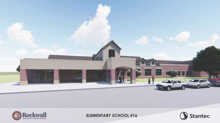 Rockwall ISD opens community nomination period for naming of Elementary School 16