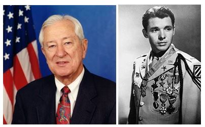 Cornyn bills renaming Fate, Greenville post offices in honor of former Rep. Ralph Hall, Audie Murphy signed into law