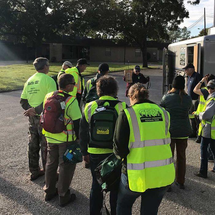 EastTex Regional CERT (Community Emergency Response Team) seeks volunteers