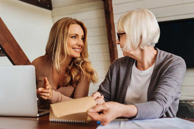 Tips for caregivers: How to plan ahead for health, legal and financial issues