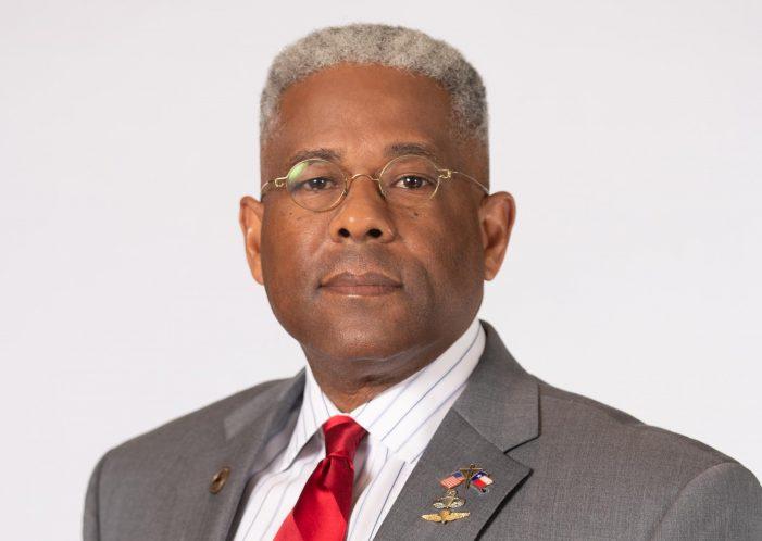 Rockwall County Republican Men's Club to host Republican Party of Texas Chairman Lt. Col. (Ret) Allen West