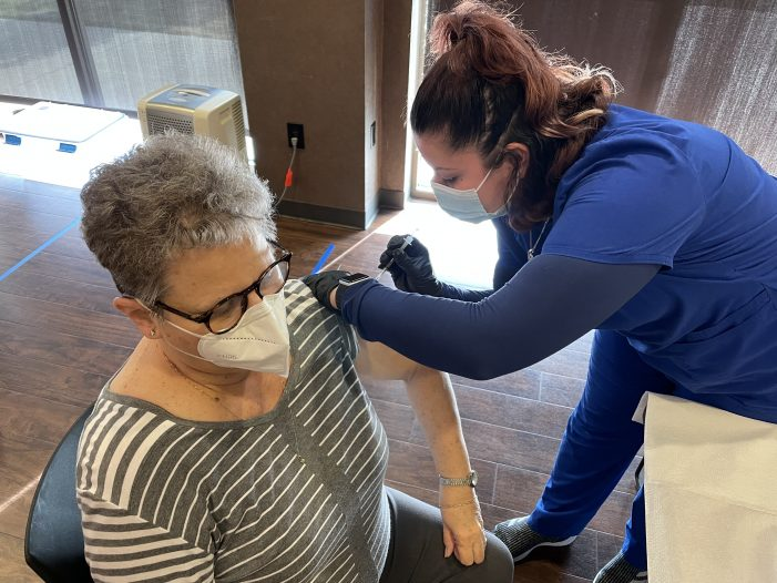 Rockwall County and Helping Hands partner to administer COVID-19 vaccines