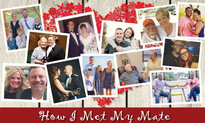 'How I Met My Mate' 2021: Local couples share their love stories