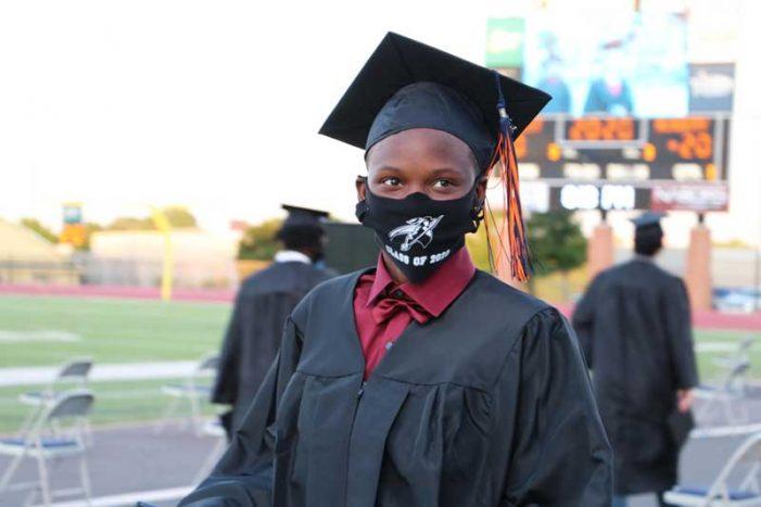 Quest Academy helps graduating Rockwall ISD seniors earn their robes