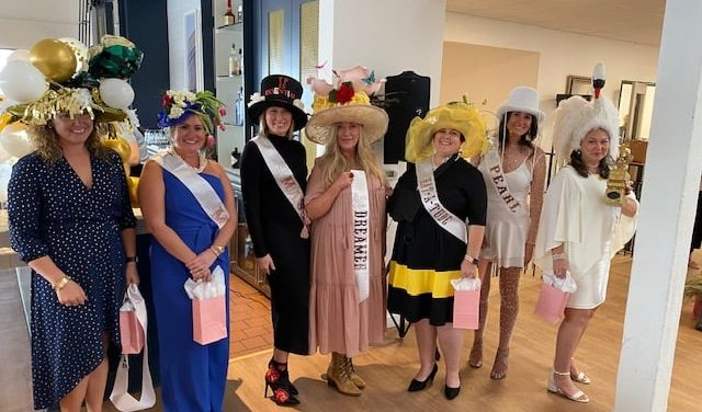Rockwall Women's League hosts Big Hat luncheon, announces Grant and Scholarship Program
