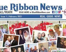 Blue Ribbon News Valentine's 2021 print edition hits mailboxes throughout Rockwall, Heath