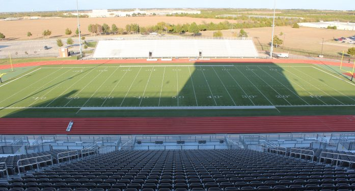 Rockwall ISD accepting nominations for the naming of the field at Wilkerson-Sanders Memorial Stadium