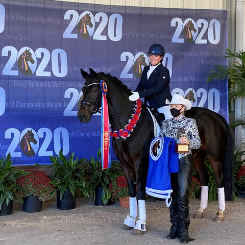 Rein-ing Champ: Local gelding named Horse of the Year