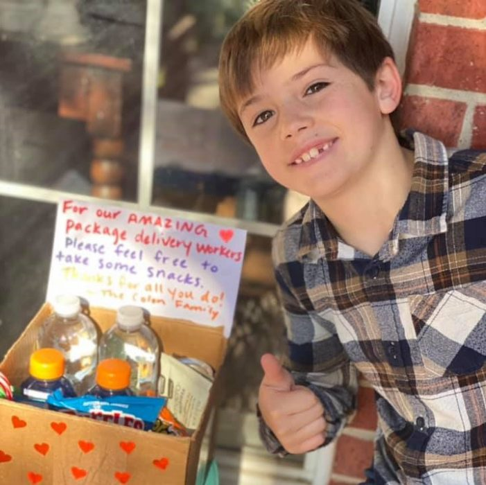 Grace Hartman Elementary shines with more than 200 acts of kindness