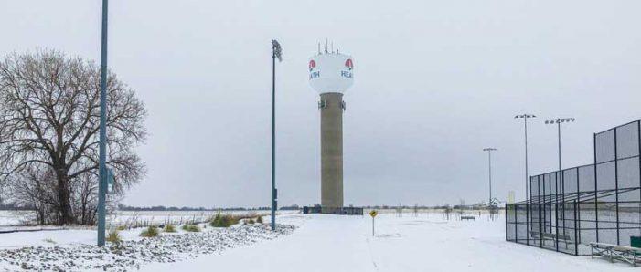 Heath shines in response to Winter Storm Uri
