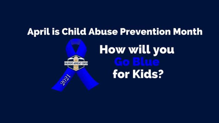 Rockwall County goes blue for kids in April