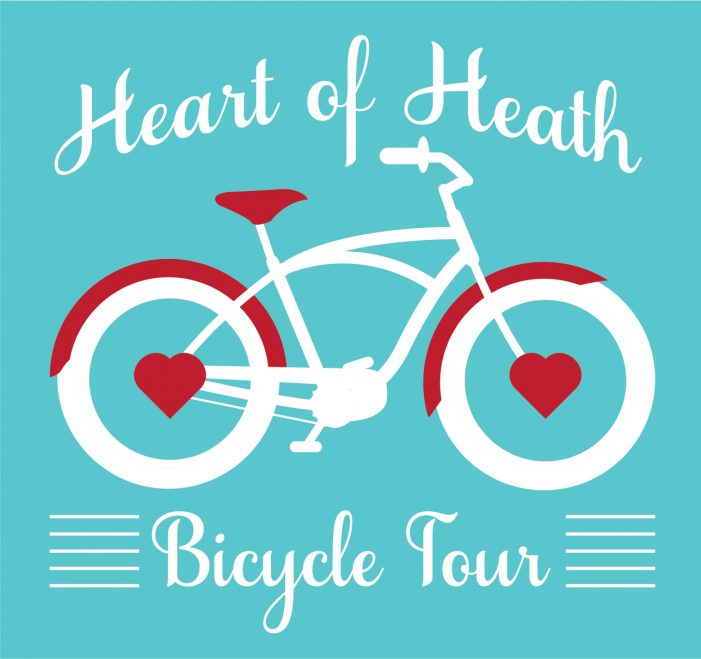 Annual Heart of Heath event shifts to Community Bike Ride for 2021