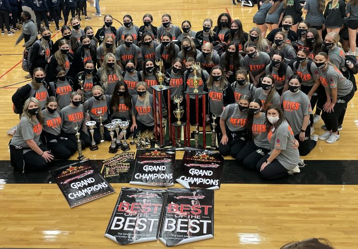 Best of the Best: Rockwall Stingerettes win big at Showtime International Dance Competition