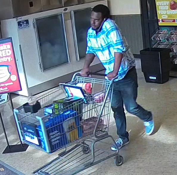 Rockwall police seek assistance in identifying theft suspect