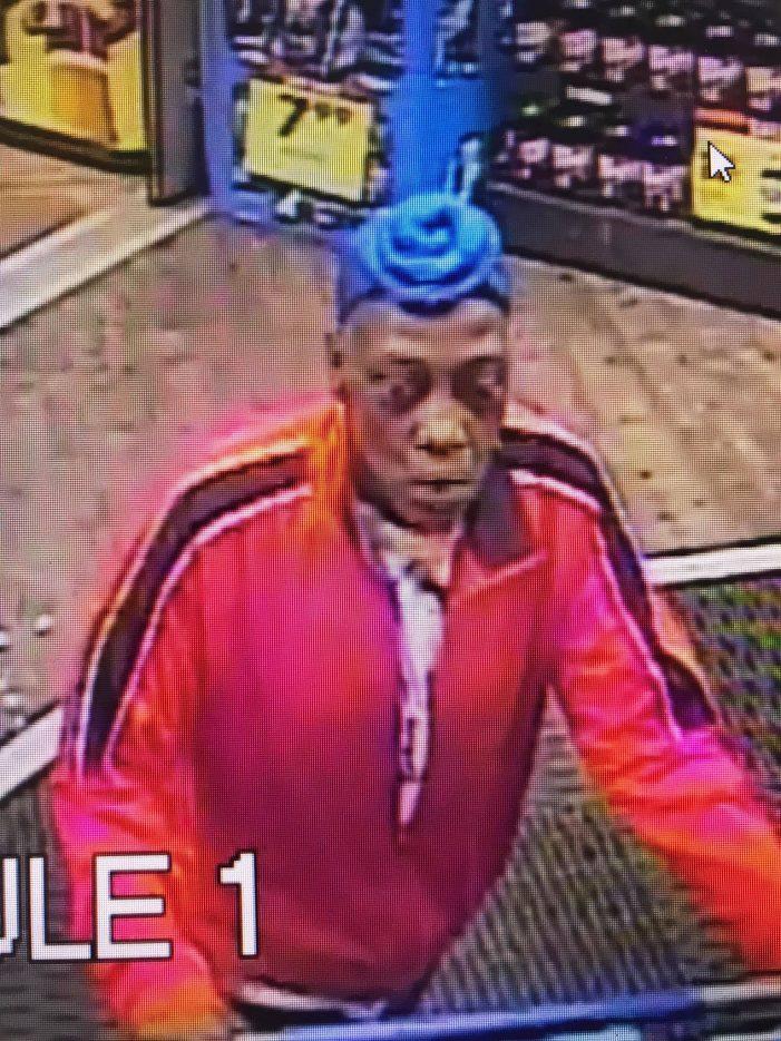 Rockwall police seek help identifying theft suspect