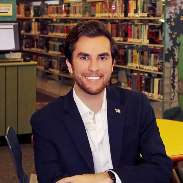 Rockwall County Uniform Election 2021 Candidate Q&A Series: Dalton Tasset