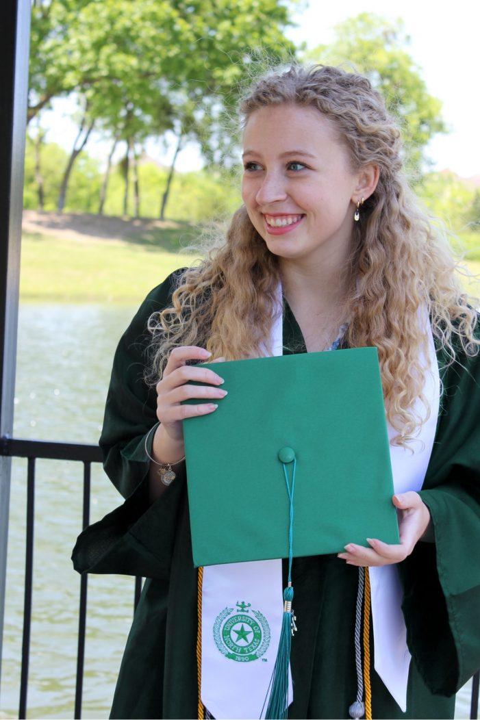 Rockwall-Heath grad Hannah Dale to graduate Summa Cum Laude from UNT