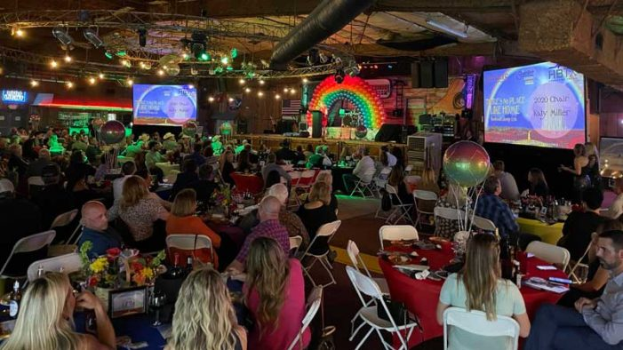 Rockwall Chamber honors winners at Wizard of Oz-themed annual awards banquet