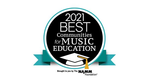 Rockwall ISD's Music Ed Program earns national recognition for fifth consecutive year