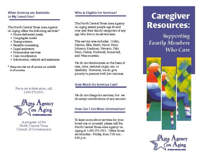 Meals on Wheels shares resources for caregivers