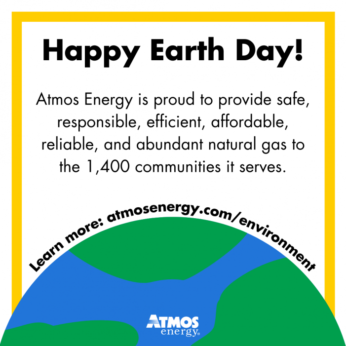 Planting trees to celebrate Earth Day? Atmos Energy reminds residents to call 811 before digging
