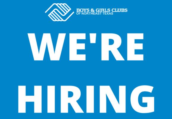 Summer employment opportunities at Rockwall Boys & Girls Club
