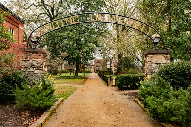 Rockwall, Fate students named to Harding University Dean's List