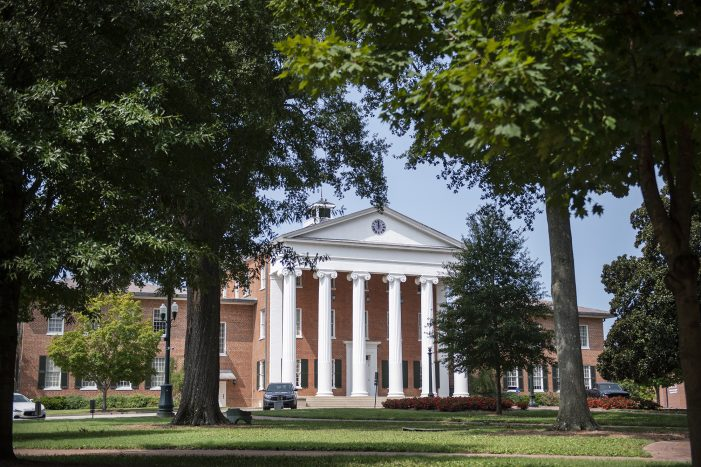 University of Mississippi announces Chancellor's Honor Roll, including two Rockwall students