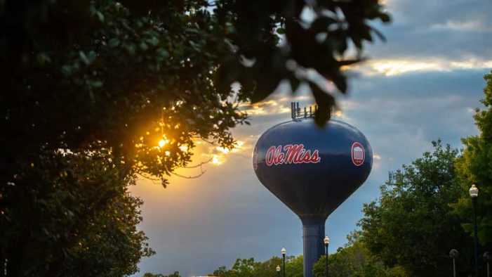 Anna Borgen of Rockwall named to University of Mississippi's Spring 2021 Honor Roll