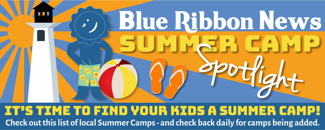 Click the banner to see our list of local summer camps!