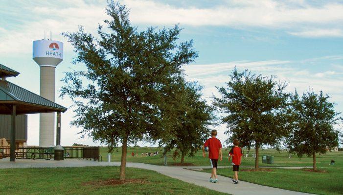 Citizen input sought on design of Heath's Towne Center Park at DesignHTC.com