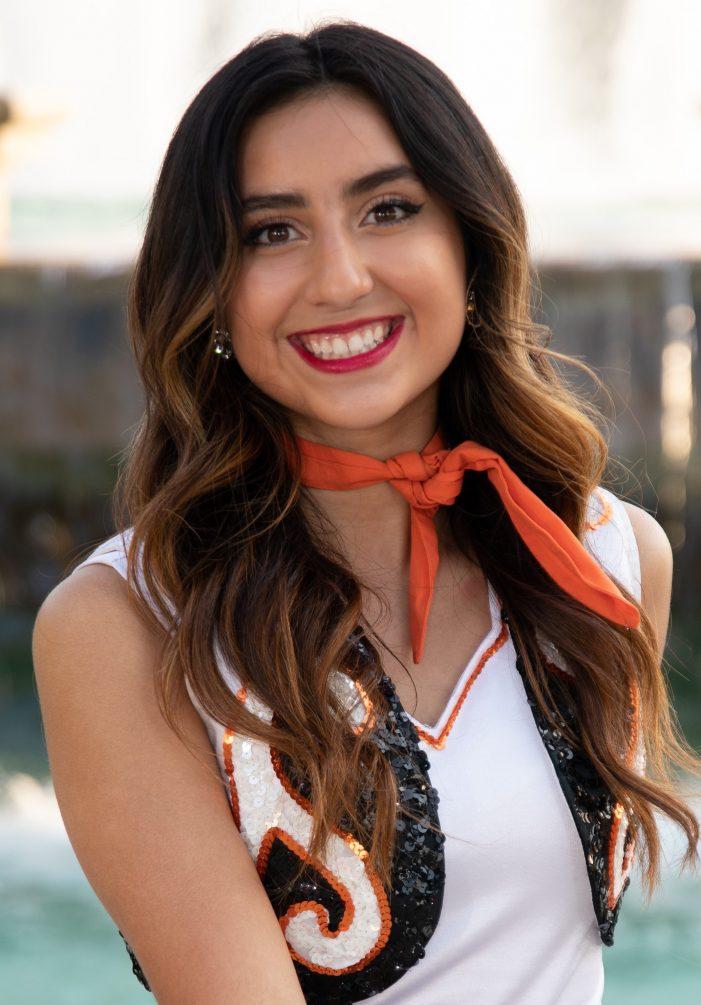 Rockwall High School Stingerette Senior Showcase: Miranda Jasso