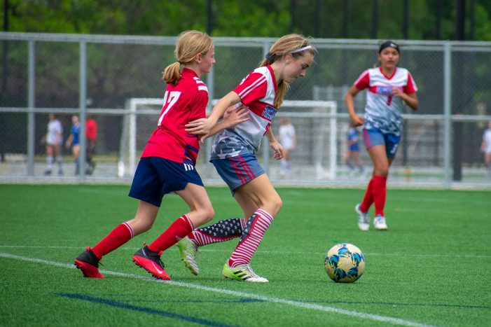 Rockwall-based Apex Soccer Club seeking players