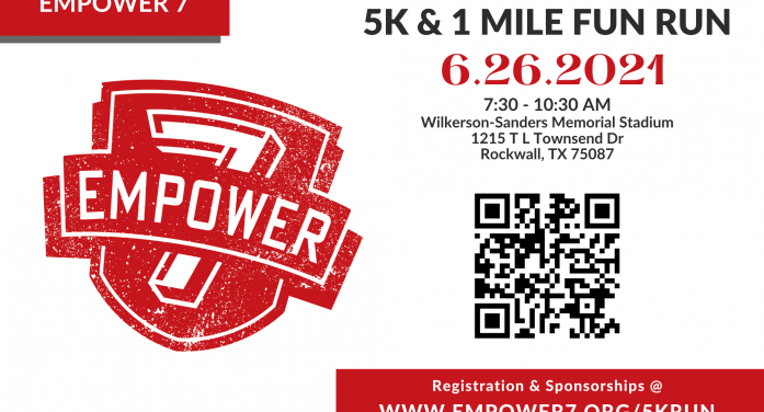 Empower 7 to host 5K & 1 Mile Fun Run on June 26