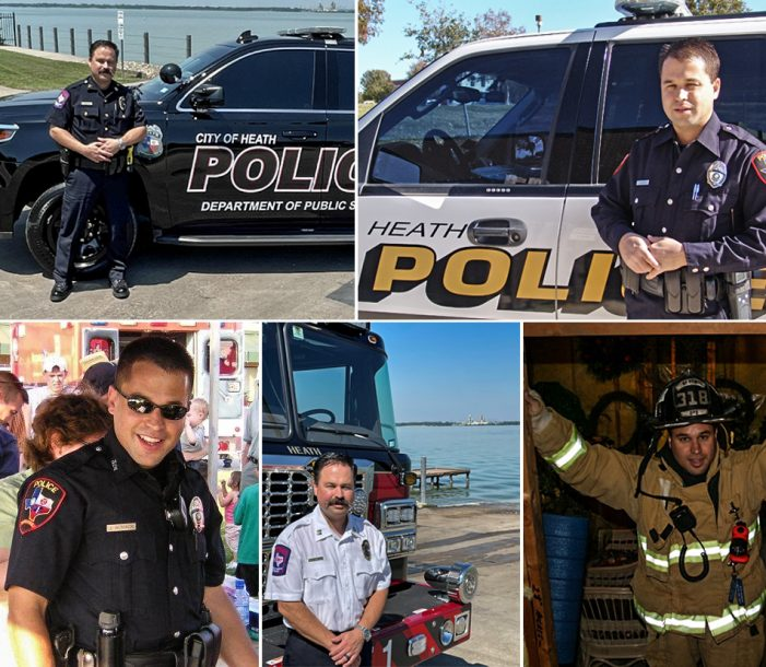 Heath DPS Captain Jevin Womack retires after 25 years of service
