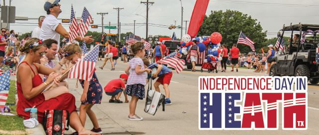 Independence Day in Heath: Festivities include annual parade on July 3