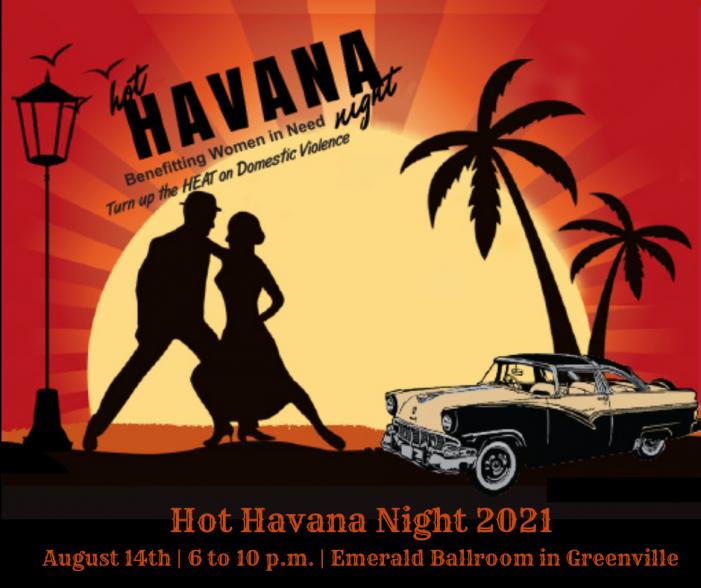 Hot Havana Night returns to benefit Rockwall's Women in Need