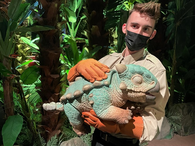 Jurassic World Exhibition offers life-size dinosaurs, prehistoric experience for all ages