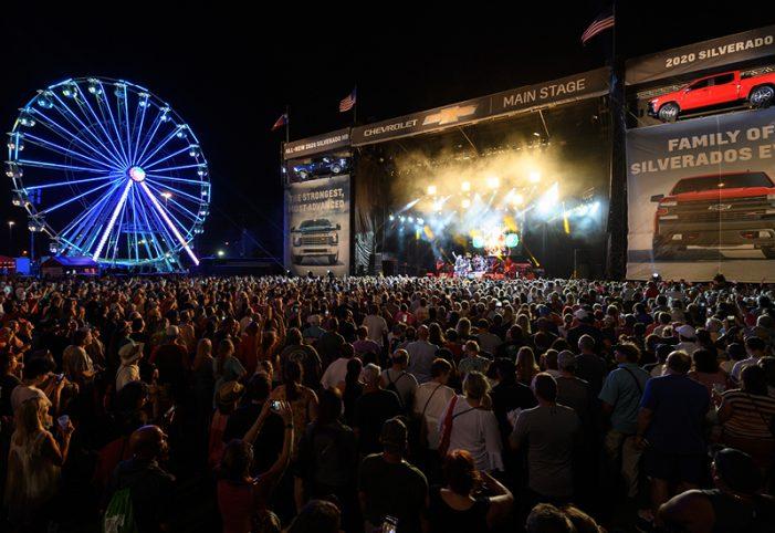 State Fair of Texas announces free live music lineup for 2021 fair