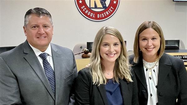 Danielle Patterson named new principal at Sherry & Paul Hamm Elementary School