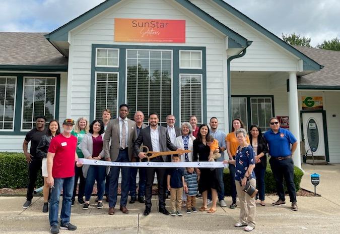 Rowlett Area Chamber of Commerce welcomes Sunstar Solution