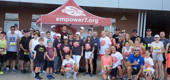 Empower 7's inaugural 5K draws 169 runners to Rockwall's Wilkerson-Sanders Stadium