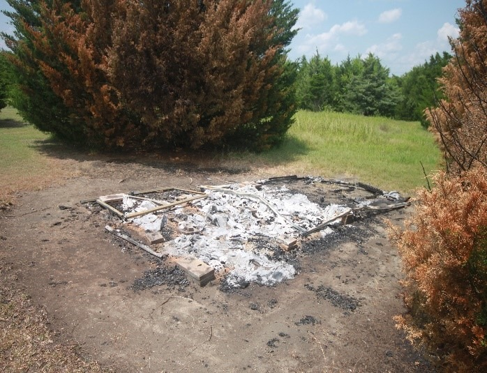 Rockwall Fire Marshal's Office seeks information on unsolved fire at Harry Myers Park