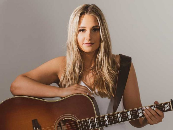 Rising country music star Erin Kinsey of Rockwall to perform concert at Southern Junction Aug. 21st