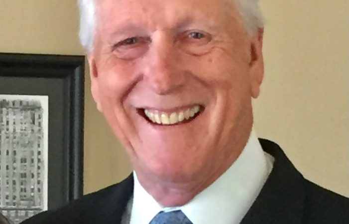 Rockwall County Commissioner Lee Gilbert announces he will not seek re-election
